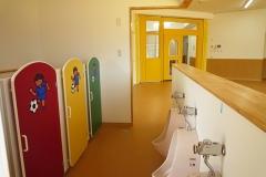 梶らいこうじ学園トイレ