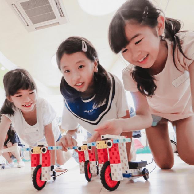 教養科目(ロボットの例)